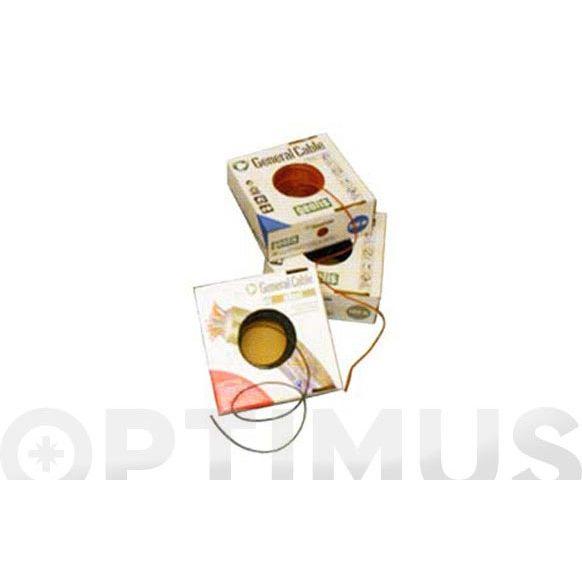 CABLE 2.5 AMARILLO Y VERDE % H07VK A METROS R200M
